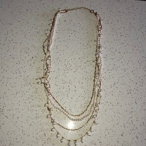"J. Crew ""pearl"" necklace"